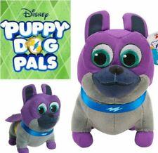 New Disney Junior Puppy Dog Pals Stuffed Bean Plush Super Hero Bingo Brand New