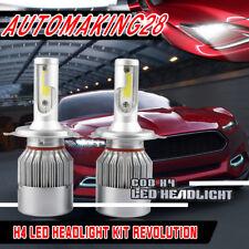 9003 H4 LED Headlight Bulbs for 2015 Yamaha FJR1300A FJR1300ES FZ-07 FZ-09 MT-09