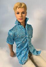 modern blonde Ken Doll  TLC w Clothes