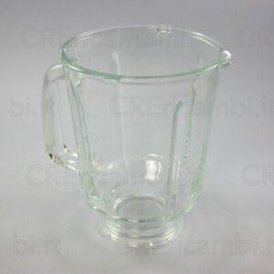 Bicchiere Vetro Originale Frullatore Fresh Mix F575 F576 KB710 KRUPS- MS-5974200