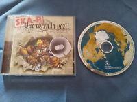 SKA-P QUE CORRA LA VOZ CD BMG RCA 2002 SPANISH EDITION PUNK