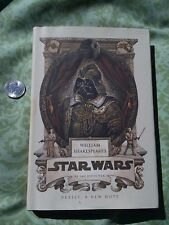 ONE William Shakespeare's Star Wars: Verily, A New Hope, book by Ian Doescher
