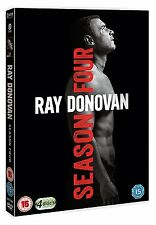 Ray Donovan - Season 4 [4 DVD]s NEU Komplette Staffel 4 Alle Episoden DVD
