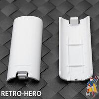 Wii Batterie fach Deckel Fach Abdeckung Akku Klappe Remote Controller Weiß Neu