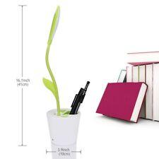 Desk USB Rechargeable Light  Flexible Neck With Pen Holder