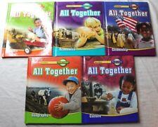 Macmillan McGraw Hill Social Studies Student 5 Textbook Set Grade 1 Timelinks