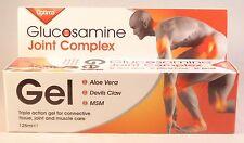 Optima Glucosamina Articulación compleja 125ml. Caja De Seis