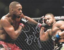 Jon Bones Jones UFC Signed Autograph 8x10 Photo MMA