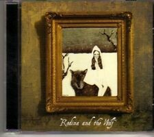 (DH210) Rodina and the Wolf, Rodina and the Wolf - 2012 CD