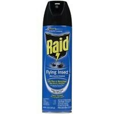 NEW RAID MODEL 01660 15OZ FLYING INDOOR FLY INSECT BUG SPRAY KILLER SALE 6960298