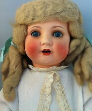 1909? bisque head Schoenau Hoffmeister doll * SHBP 170-4 German body 25""