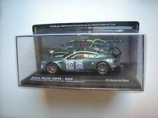1/43 ASTON MARTIN DBR9 24 Heures du Mans 2005.Stéphane Sarrazin