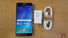 Samsung Galaxy Note 5 | T-Mobile | Grade A | Factory Unlocked | Black Sapphire |
