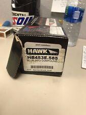 Hawk Performance Racing Disc Blue Front Brake Pads HB453E.585