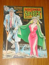 SPIRIT #37 KITCHEN SINK US MAGAZINE WILL EISNER OCTOBER 1982