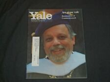 1986 JUNE YALE ALUMNI MAGAZINE - BART GIAMATTI COVER - B 901