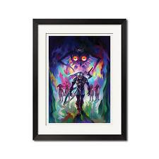 The Legend of Zelda Majora's Mask Poster Print 0663
