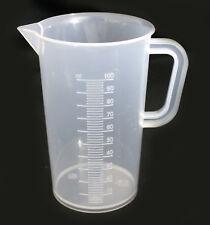 100ml Small plastic measuring jug/shot pot