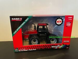 BRITAINS 1:32 SCALE 43295 CASE IH 4894 (PRESTIGE COLLECTION) 100 YEARS EDITION