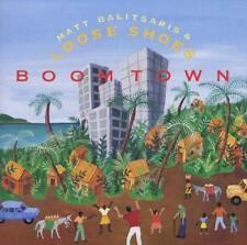 MATT BALITSARIS - BOOM TOWN - CD, 2004