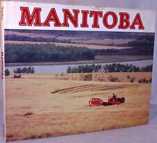 Manitoba by Robert Taylor Signed Copy (Hardback, 1981)