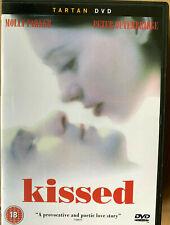 Kissed DVD 1996 Molly Parker Canadian Mortician Necrophilia Drama Rare
