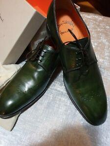 NEW Santoni Men's Shoes size 9.5