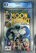 Marvel Comics  Moon Knight #1, 1980/ CGC 9.2  High Grade