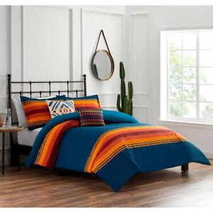 Pendleton 5-piece Comforter Set - GRAND CANYON (Select Size: Queen, King)