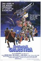 Battlestar Galactica Poster 70/'S 24in x 36in