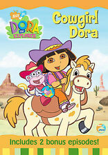 Dora the Explorer - Cowgirl Dora DVD
