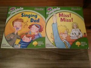 Songbird phonics stage 2 books