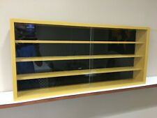 Display case cabinet shelves for diecast collectibles (cars 1/25) or others 4C2C