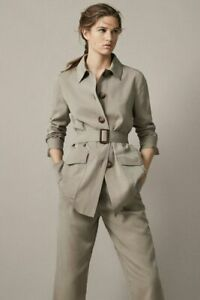 MASSIMO DUTTI Women's Jacket Size 36 EU