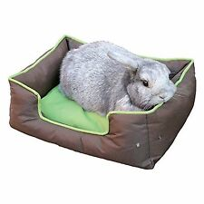 Rosewood Small animal Pet Rabbit Guinea Pig Ferret Tough n Mucky Hutch Bed 19612