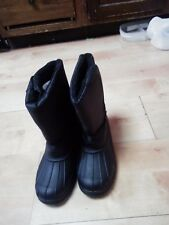 snow boots for boys big kid size 6
