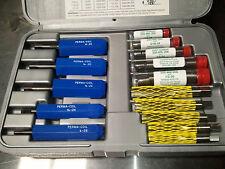 Helicoil ( Perma Coil ) Master Thread Repair Kit  1/4-28 thru 1/2-20 Fine thread