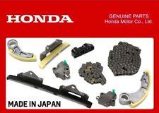 Genuine Honda TIMING CHAIN KIT + kit catena pompa olio ACCORD CIVIC CRV 2.2 CTDI N22A