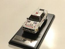 *RARE!* HPI #8939 Toyota Celica Twincam Turbo 1984 Safari Rally 1/43 model
