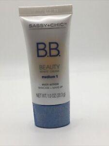 Benefit Cream Primer Sassy and Chic B.B. Beauty Cream