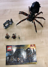 LEGO The Lord of the Rings Shelob Attacks (9470) 100% complete - NO BOX
