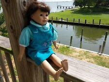 """Heidi Ott Doll Hannah Faithful Friends Collection 18"""" Good Used Condition"""