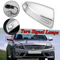 RH Right Side Mirror Indicator Lamp Light For Mercedes W204 C-Class