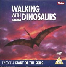 WALKING WITH DINOSAURS: EPISODE 4 - GIANT OF THE SKIES – PROMO DVD (BBC 2009)