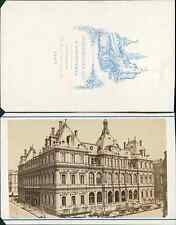 Observatoire Gay à Fourvières, la Bourse CDV, vintage albumen carte de visite