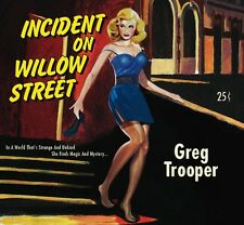 Greg Trooper - Incident on Willow Street [New CD] Digipack Packaging