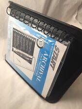 Prat Start Zip Easel Presentation Case 8.5x11 Black ZE-11