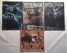 MASTERS OF HARDCORE = MAGAZINE / BROSCHÜREN / INFO / FESTIVAL = NEUWERTIG !!