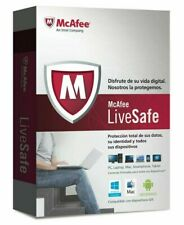McAfee LiveSafe 2020 - Unlimited Device (email Delivery)