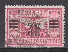 Nederlands Indie LP 11 CANCEL WELTEVREDEN Netherlands Indies Indonesia luchtpost